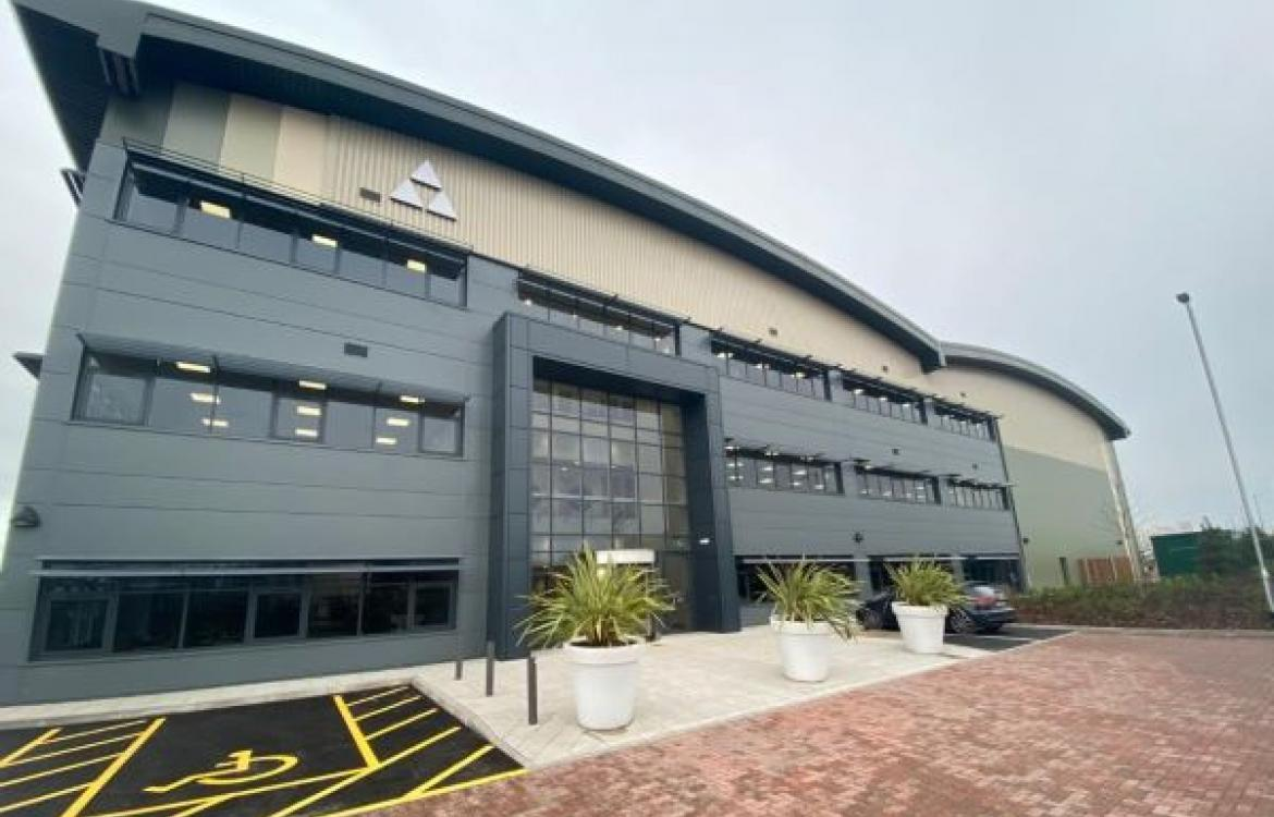 Global Infusion Group's Aston Clinton premises