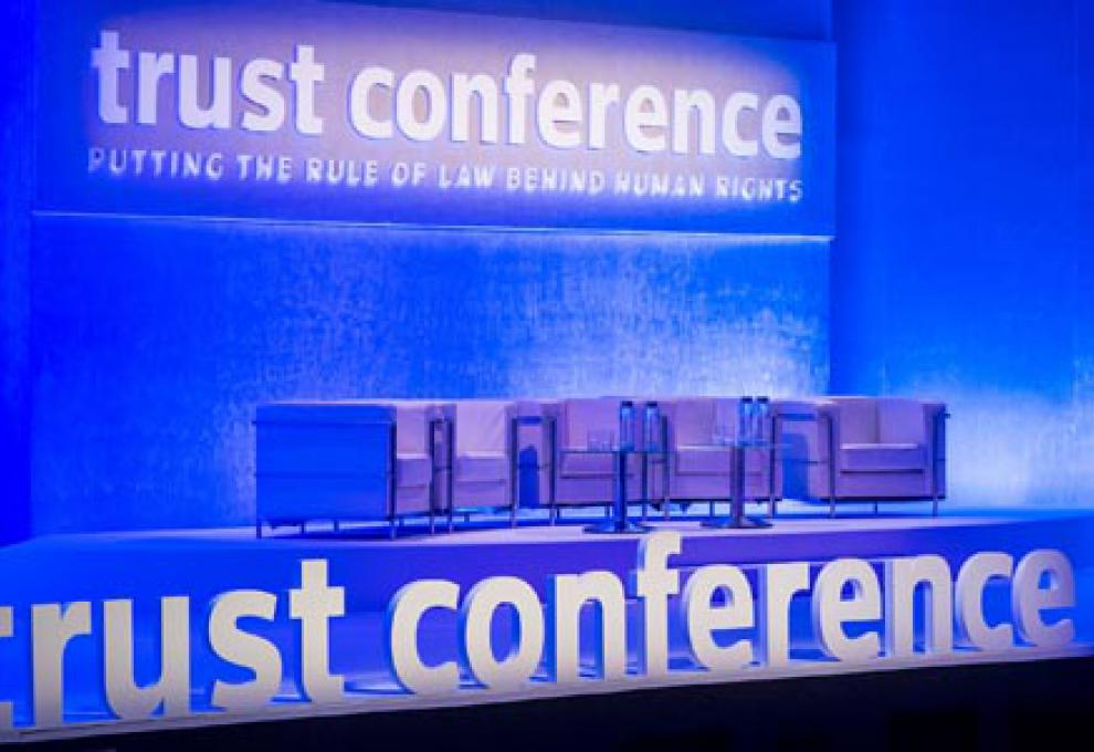 TRUST conference news