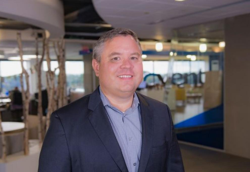 Senior vice president and CMO of Cvent, Patrick Smith