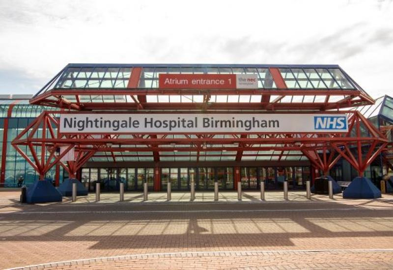 NHS Nightingale Birmingham