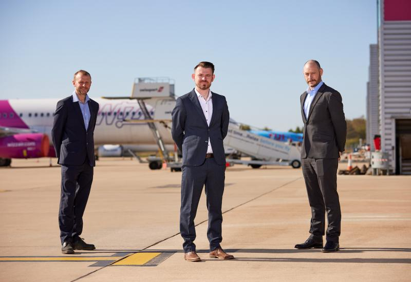 Doncaster Sheffield Airport, Peel L&P and the University of Sheffield announce new partnership